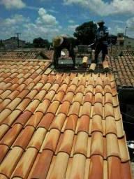 Paulo telhados e reforma tiramos Goteiras rufo e capote tiramosGoteiras revisão completa
