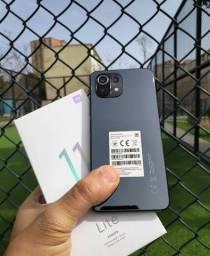 Xiaomi Mi 11 Lite 10X S/Juros 128GB/6Ram 1 Ano de Garantia/Snapdragon 732G/Brinde
