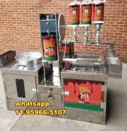 Maquina de churros de qualidade