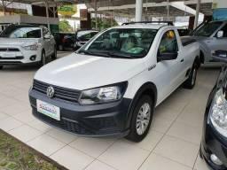 Título do anúncio: Volkswagen Saveiro Robust 2021 1.6 Único Dono