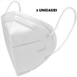 Máscaras Pff2 N95 Ksn Proteção Anvisa Inmetro Hospitalar única recomendada