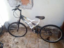 Bicicleta Mormaii Full Suspensiom, top
