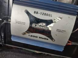 Vendo caixa trio hard Power 550rms