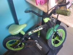 Bicicleta enfantil top.