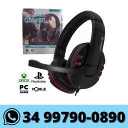 Fone De Ouvido Gamer Headset Sumexr
