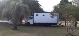 Caminhão  casa