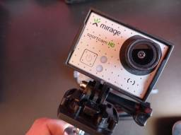 Câmera de esportes estilo GoPro