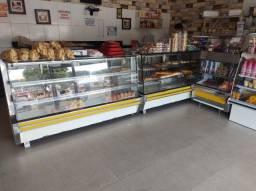 Balcão Expositor de pães