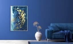 Tela - Peixes Dourados A