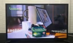 Smart TV 32 Samsung tizen nova 1200 reais
