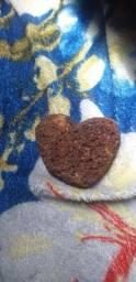 Vendo coração de pedra