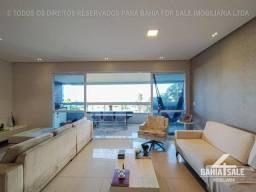Título do anúncio: Apartamento com 3 dormitórios à venda, 160 m² por R$ 1.020.000,00 - Patamares - Salvador/B