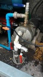 Bomba d'água motor Weg 1/2 hp