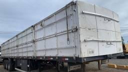 carreta graneleira 14.5 metros assoalho de chapa ano 2012