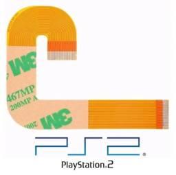 Cabo de Flat Flex Modelo J para Playstation 2