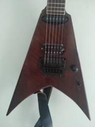 Guitarra Lutheria modelo Flying V (Somente Venda) ac.contraproposta