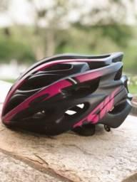 Capacete de bicicleta/bike/ciclismo Feminino
