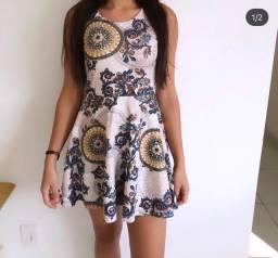 Vestido rodadinho