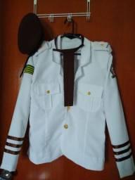 Tunica colégio militar feminina G