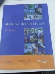 Livro manual de perícias rui juliano - NOVO