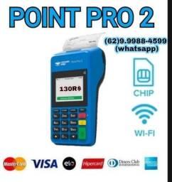 Point Pro2 - máquina de cartão