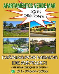 Promoção de janeiro - Apartamentos Verde Mar
