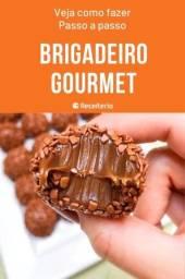 Curso - Como fazer Brigadeiro Gourmet