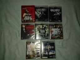 Vendo 8 jogos de PlayStation