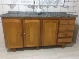 Armario+pia para cozinha completa