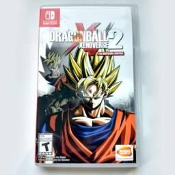 Cartucho Dragon Ball Xenoverse 2 - Nintendo Switch