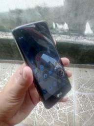 Smartphone Lg k8 top prá levar logo