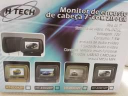 Monitor de encosto cabeça 7'' automotivo