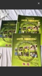 Livros CCAA Inglês Completos Itapuã