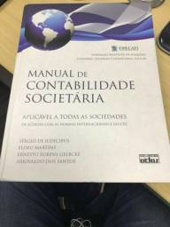 Livro Manual De Contabilidade Societária