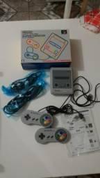 Mini Famicom japonês completo