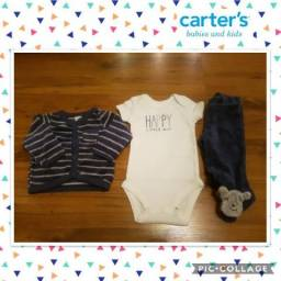 Bebê NB newborn RN recém-nascido Carter's Carters