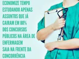 Enfermagem para concurso