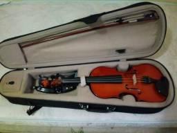 Violino Giannini Modelo AXL-15 VN 4/4