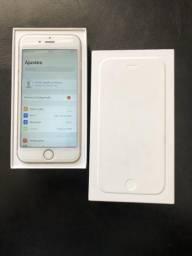 IPhone 6 Dourado 128 Gigas completo sem defeitos divido no cartão até 12x
