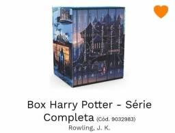 Box - livros Harry Potter - NOVO