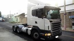 Scania R 440 6x4 Bug Leve - 2012