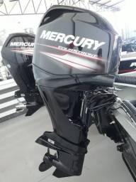 Focker 160 Black edition com motor Mercury 60 hp