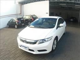 Honda Civic 1.8 Lxs 16v - 2013
