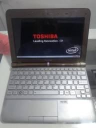 """Super Netbook Toshiba 10"""" Bateria de 3 hrs"""