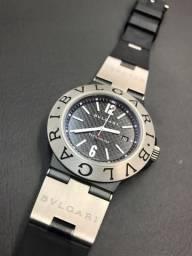 b4a1152d220 Relógio bvlgari