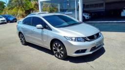 Honda Civic 2.0 i-VTEC LXR (Aut) (Flex) - 2015