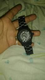 Relógio original fóssil
