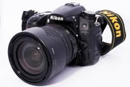 Nikon D7000 + lente 18-105mm