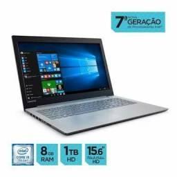 Notebook Core i5 - 7°G 8GB DDR4 1 Tera HD