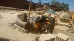 Vendo fabrica de canaletas e blocos